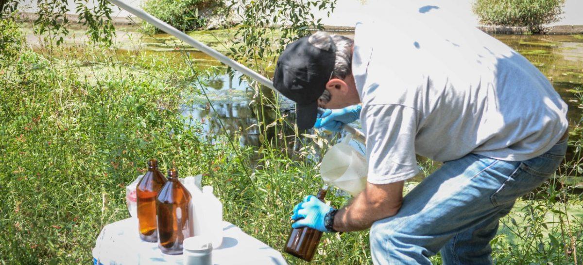 La Municipalidad de Escobar realizó estudios ambientales preventivos en las inmediaciones de las centrales termoeléctricas de Pilar