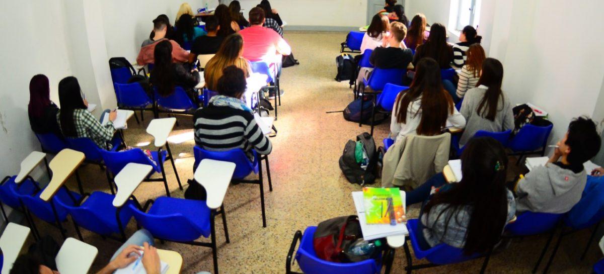 PES de Escobar: últimas dos semanas de inscripción para el ciclo lectivo 2018