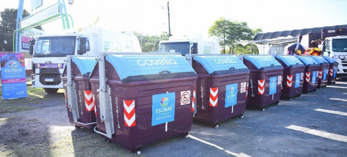 Operativo de emergencia para la recolección de residuos por conflictos gremiales nacionales