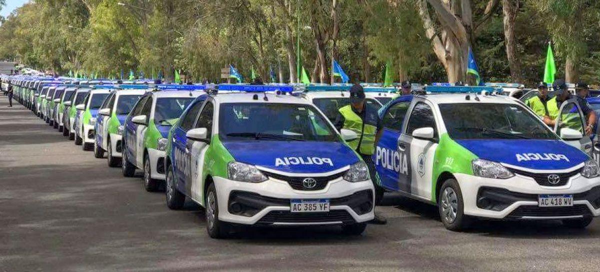 Desde la Provincia llegan nuevos patrulleros a Escobar