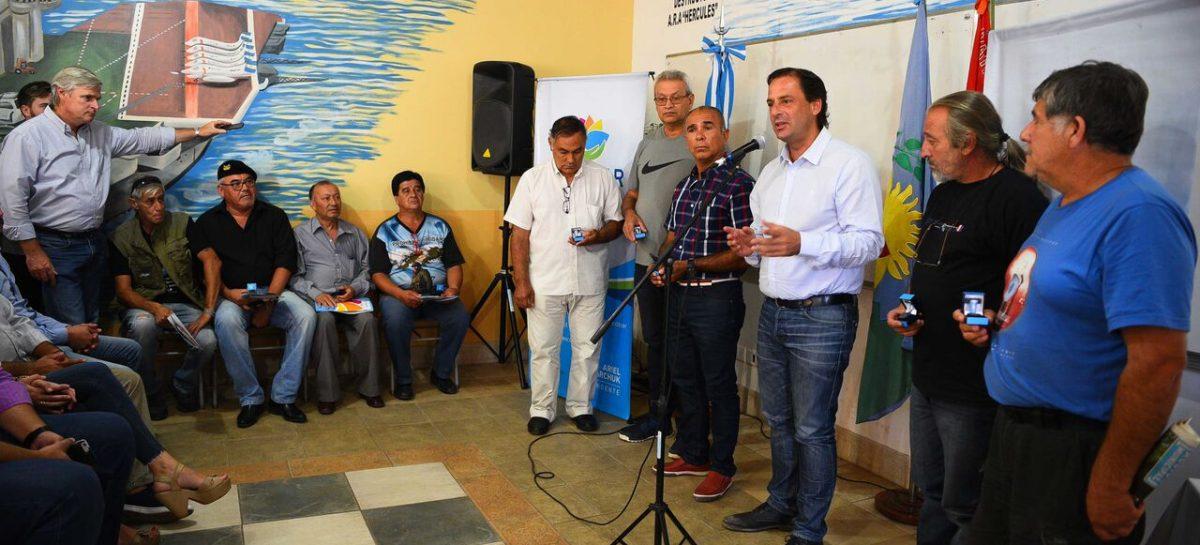 Cuatro vecinos ex combatientes de Malvinas volverán a las islas gracias a la ayuda de la Municipalidad de Escobar