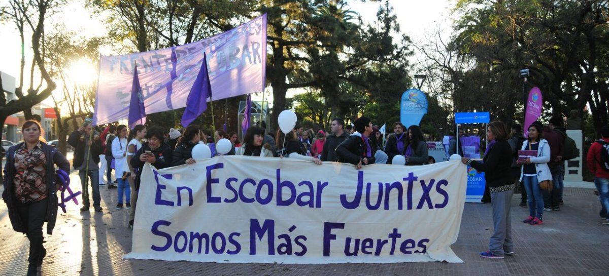 La Municipalidad de Escobar organiza un festival artístico libre y gratuito por el Día de la Mujer