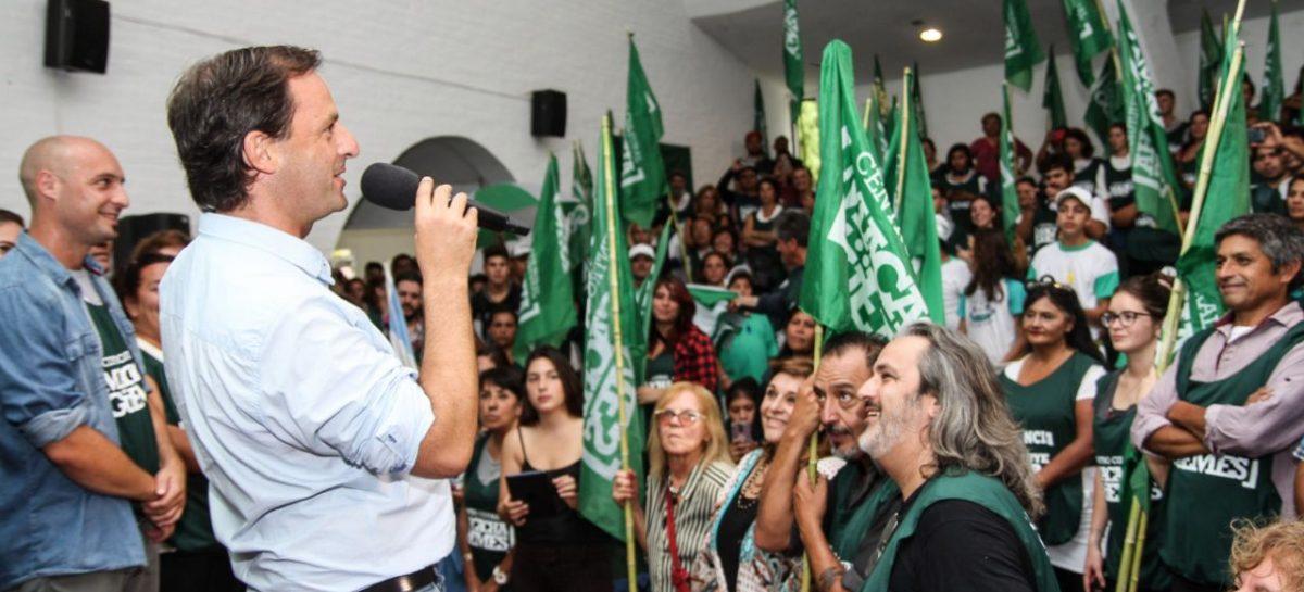 """Plenario Macacha Güemes: """"La militancia que construye futuro"""""""
