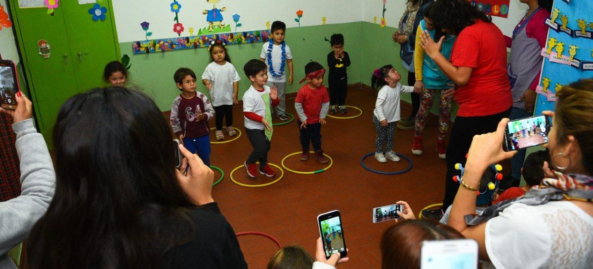 Comienza la preinscripción a los jardines de infantes municipales de Belén, Savio y Loma Verde