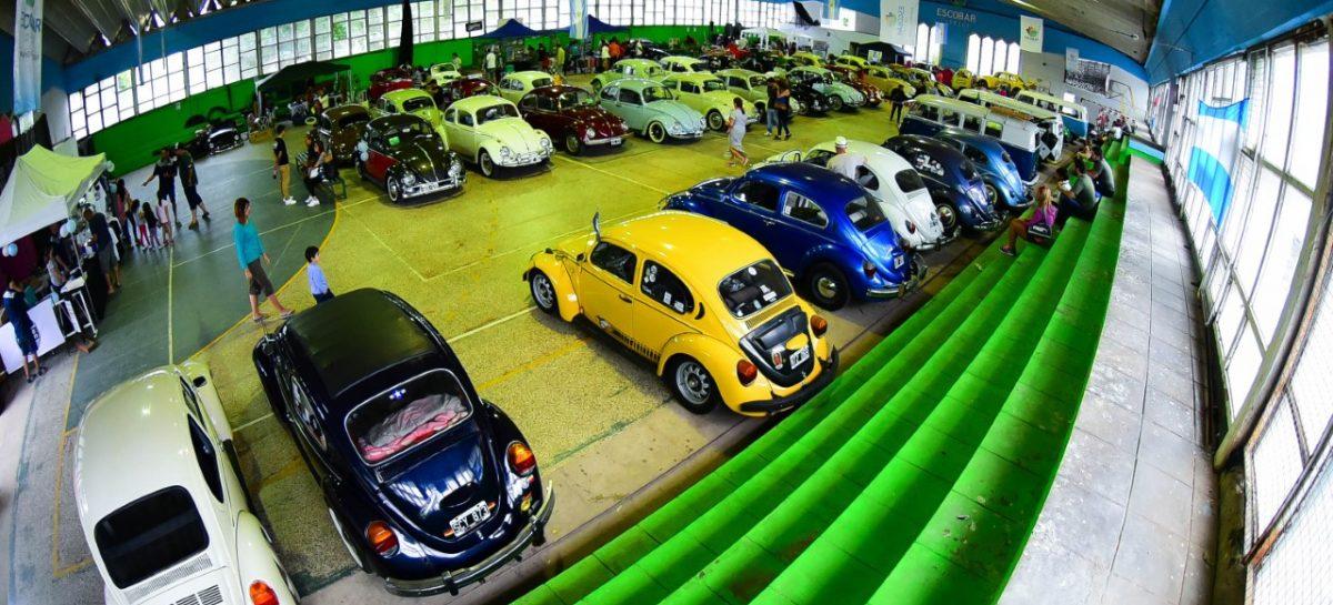Escobar, sede una vez más de una convocante exposición internacional de autos antiguos