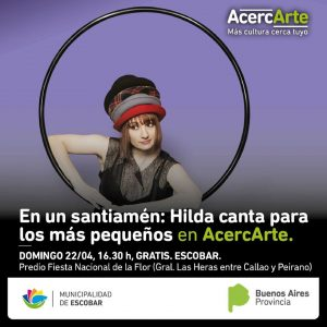 Hilda Lizarazu Acercarte