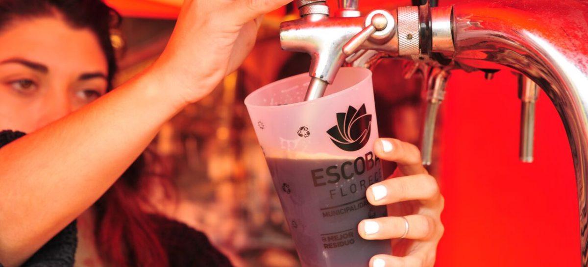 Hasta el domingo, Escobar es sede de la primera Fiesta Regional de la Cerveza, que no se suspende por lluvia
