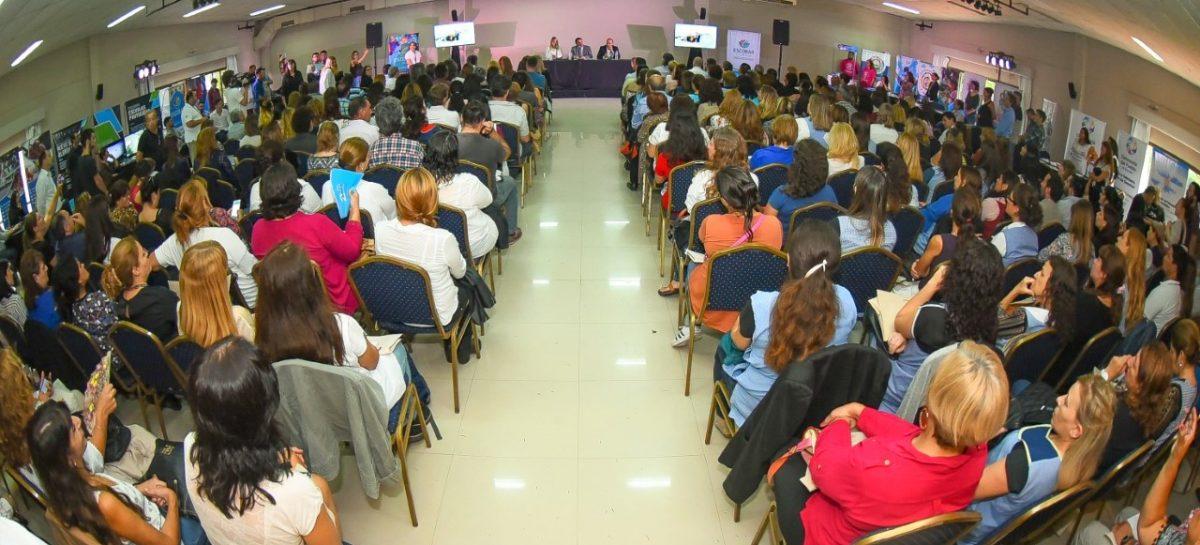 La Municipalidad de Escobar presentó más de 60 iniciativas pedagógicas ante unos 400 directivos de escuelas públicas y privadas del distrito