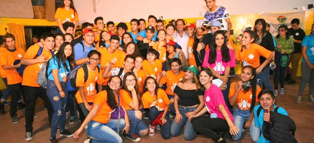 La Municipalidad de Escobar lanzó la tercera edición de Escuela de Liderazgo, que ya tiene 700 jóvenes inscriptos