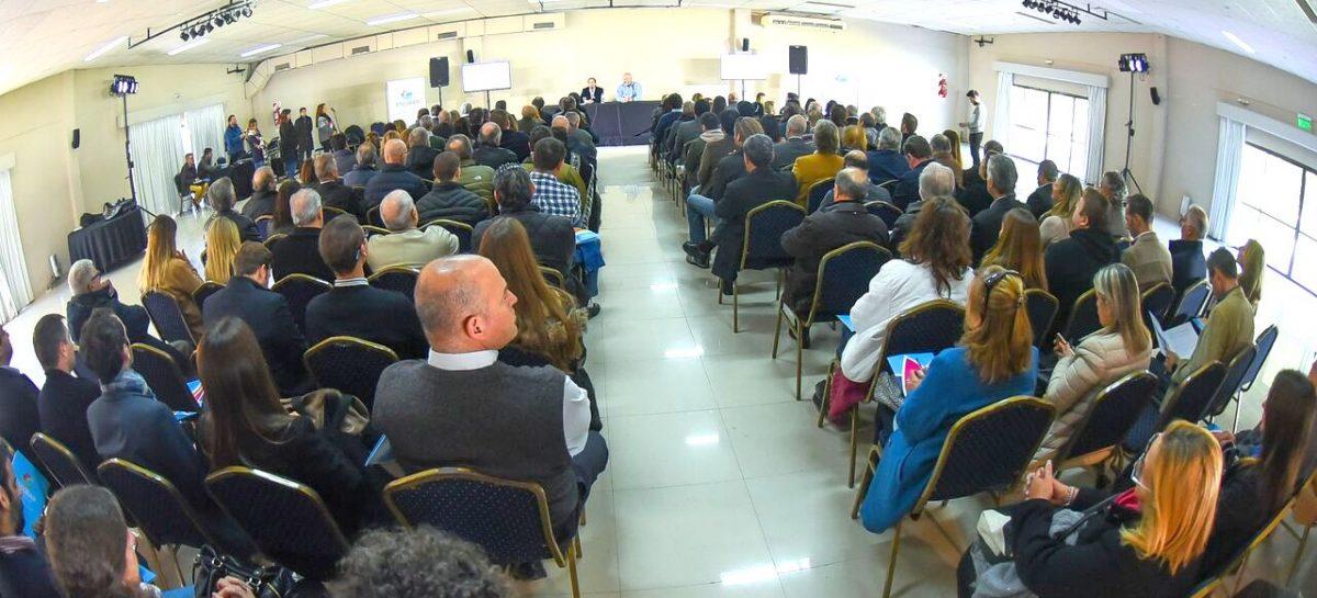 El intendente de Escobar reunió a más de 100 representantes de la sociedad civil para proyectar juntos el municipio de las próximas décadas