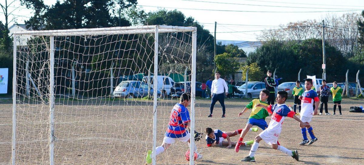 La Municipalidad de Escobar organiza un torneo abierto de fútbol 5 con formato de mundial