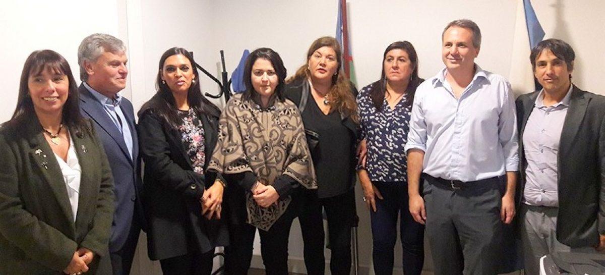 """Rocío Fernández se reunió con el nuevo director de """"Incluir Salud"""""""