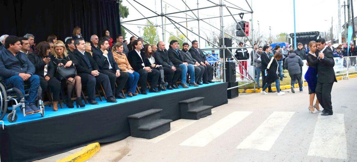 El 44º aniversario de Maquinista Savio convocó a más de 7.000 personas