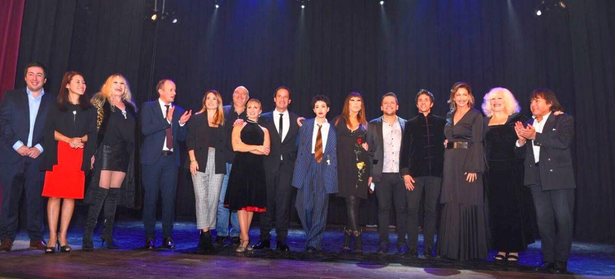 El municipio de Escobar vivió una noche histórica con la gala de reinauguración del Teatro Seminari