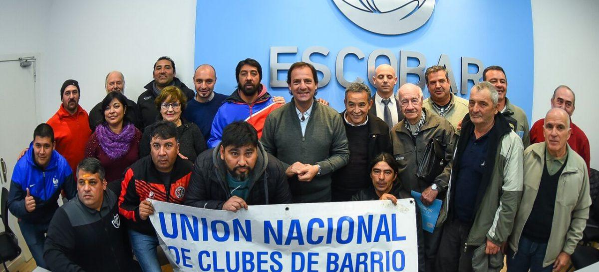 El Fondo Municipal de Promoción del Deporte Local entregó sus primeros subsidios a clubes de barrio