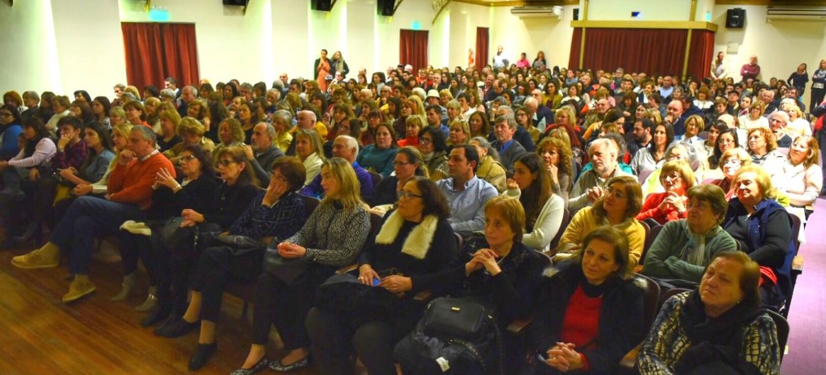 Teatro Seminari Cine Italia: desde su reapertura más de 7000 personas disfrutaron de sus espectáculos