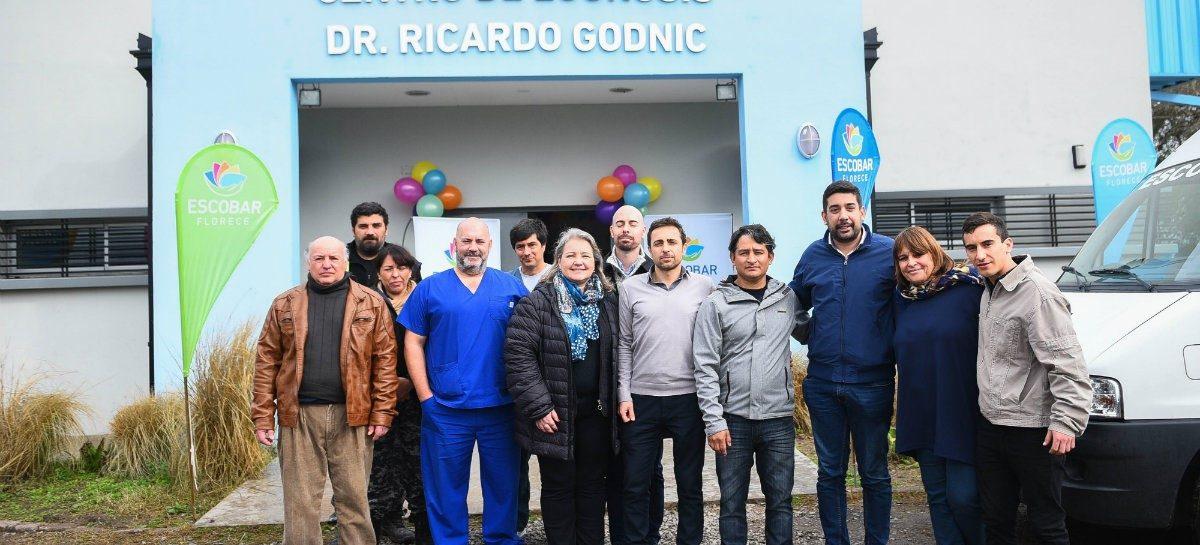 En su primer año de vida, el Hospital de Zoonosis de Escobar ya es un centro referente en la Provincia