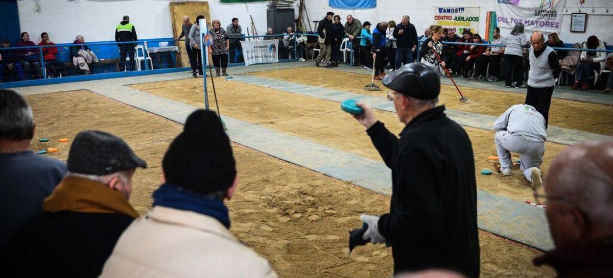 Gran desempeño de los adultos mayores escobarenses en la fase regional de los Juegos Bonaerenses 2018