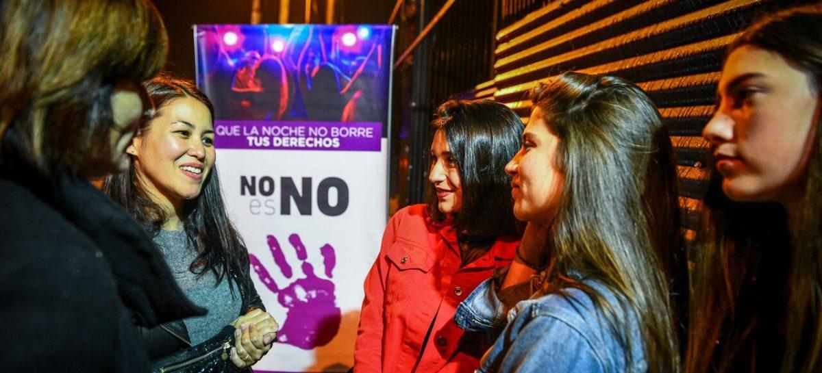 Violencia de género: sigue la campaña de la Municipalidad de Escobar en los boliches