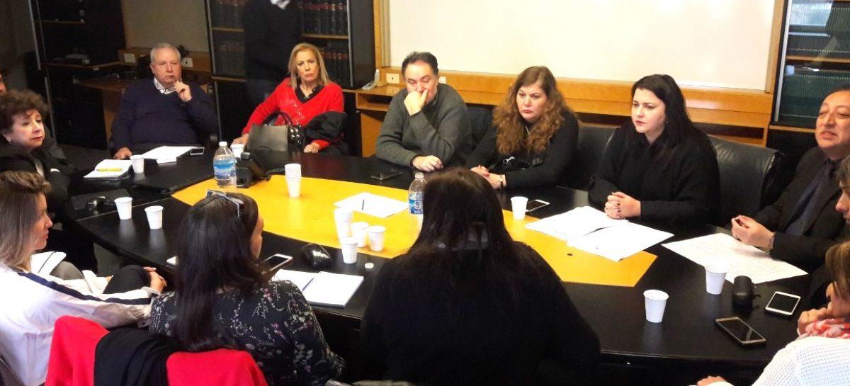 Rocío Fernández, La Defensora del Pueblo, se reunió con el presidente del ENRE
