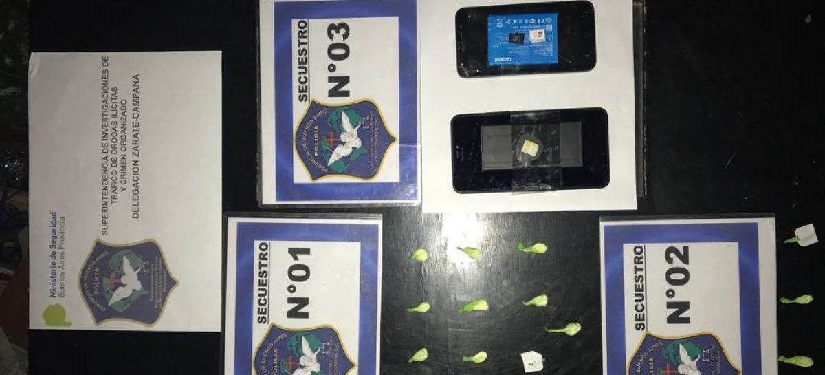 Gracias a un llamado al 0800 municipal desbaratan una banda que vendía droga en la vereda de una escuela de Garín