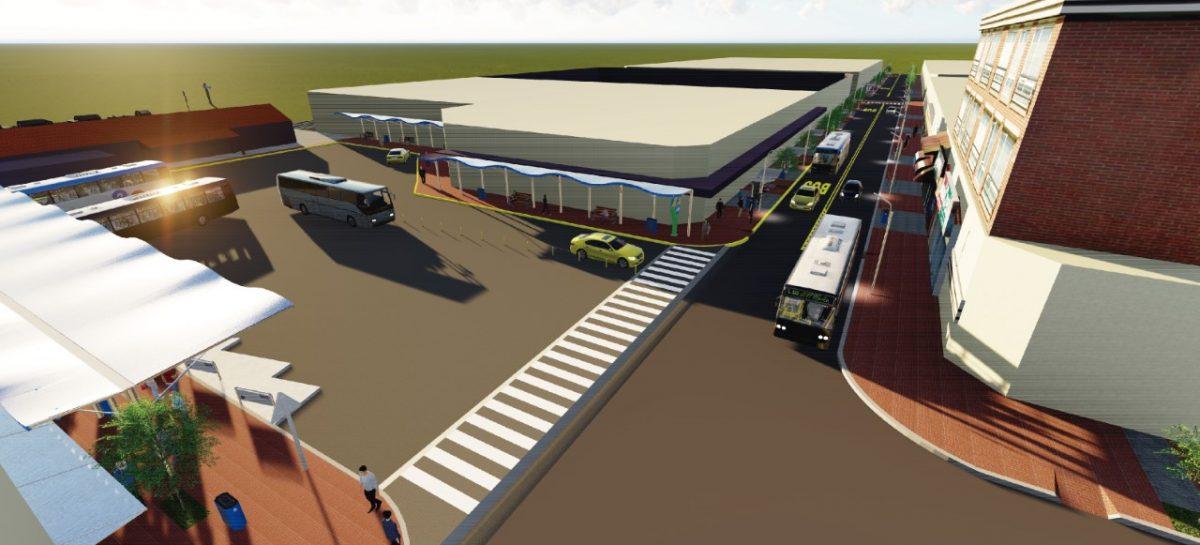 Ariel Sujarchuk anunció las obras de puesta en valor de la Estación Terminal de Belén de Escobar y del centro comercial de la calle Rivadavia