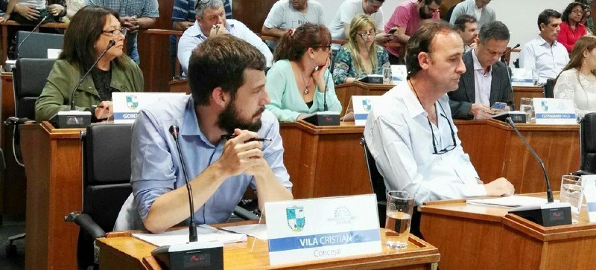 13ª sesión ordinaria del HCD: comunicado de prensa de Cambiemos