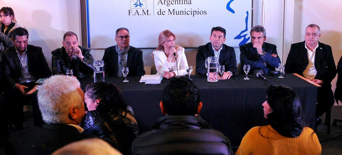 Ariel Sujarchuk pide declarar inconstitucional el decreto de Mauricio Macri que deroga el Fondo Federal Solidario con el que el partido de Escobar encaraba obras de infraestructura