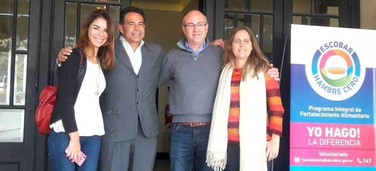 Escobar fue sede del tercer encuentro anual del ente provincial de turismo Coprotur