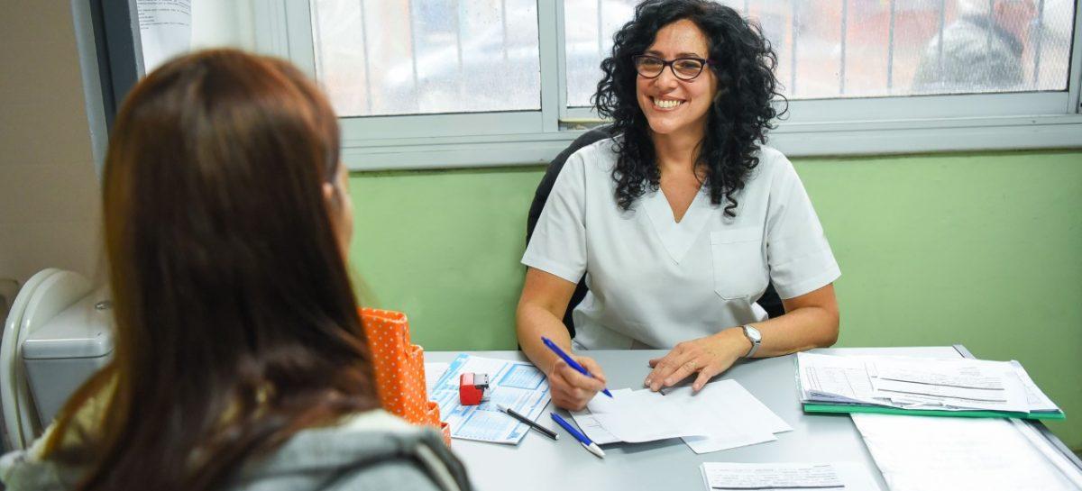 Ya está disponible la primera cartilla médica con todos los servicios que brinda el área de salud de la Municipalidad de Escobar
