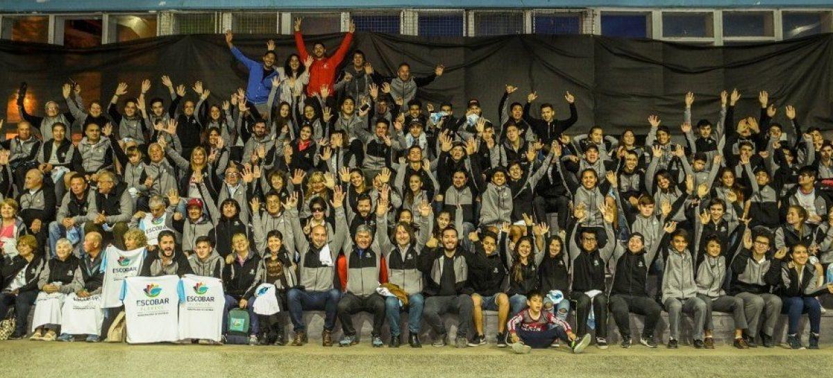 Juegos Bonaerenses 2018: la delegación escobarense partirá este viernes rumbo a Mar del Plata