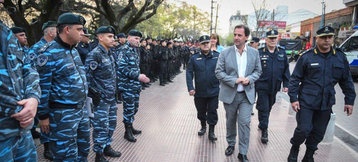 Nuevo megaoperativo policial conjunto de Provincia y Municipio en todo el partido de Escobar