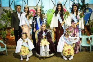 31º reina infantil nacional del capullo1