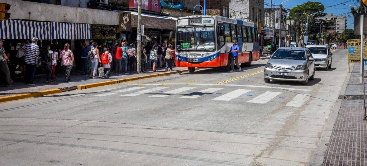 Renovación integral de la calle Rivadavia: la Municipalidad de Escobar habilitó el tramo entre Travi y Spadaccini