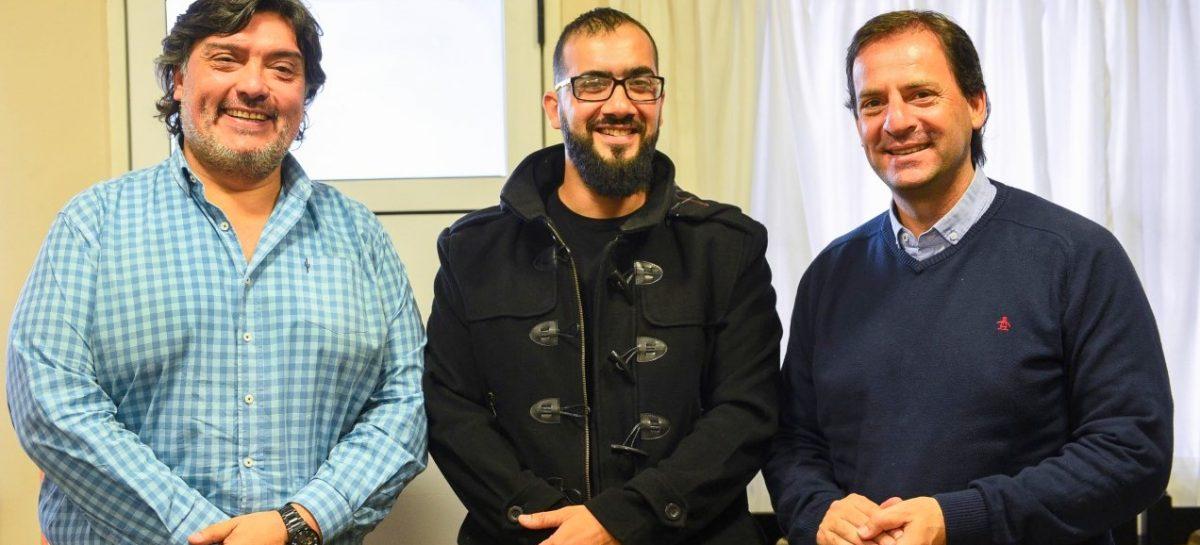 El Instituto Superior de Formación Docente y Técnica de Escobar tiene nuevo director