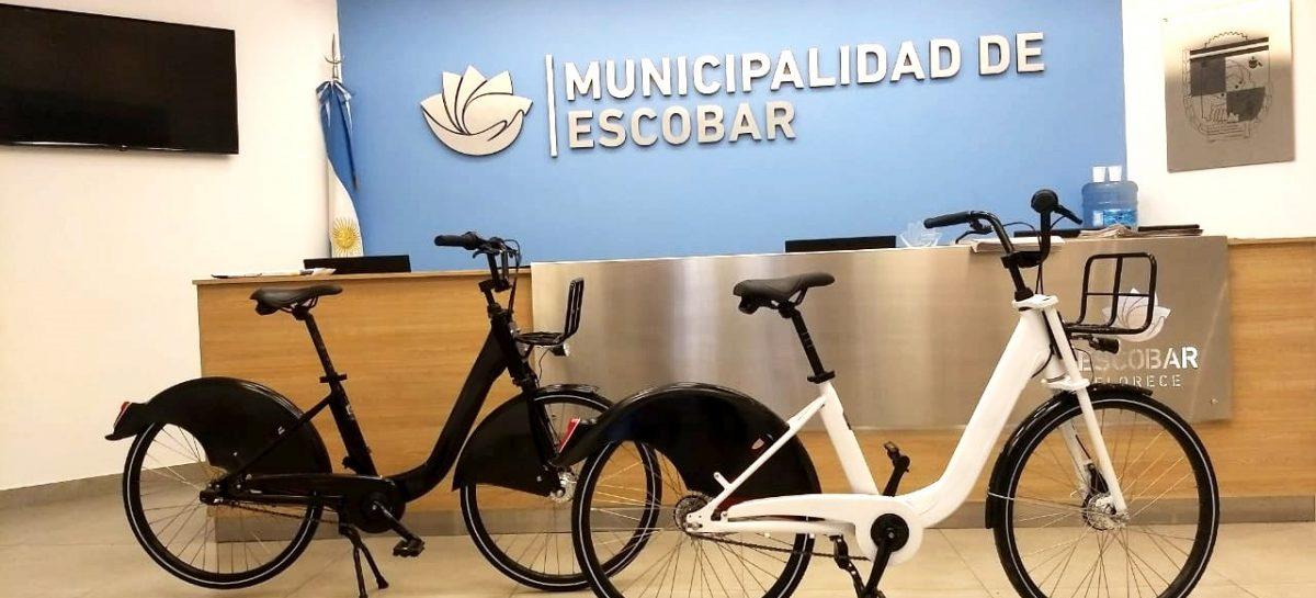 Escobar será el primer municipio bonaerense en implementar un sistema de movilidad en bicicleta similar a los que ya funcionan en las principales ciudades del mundo