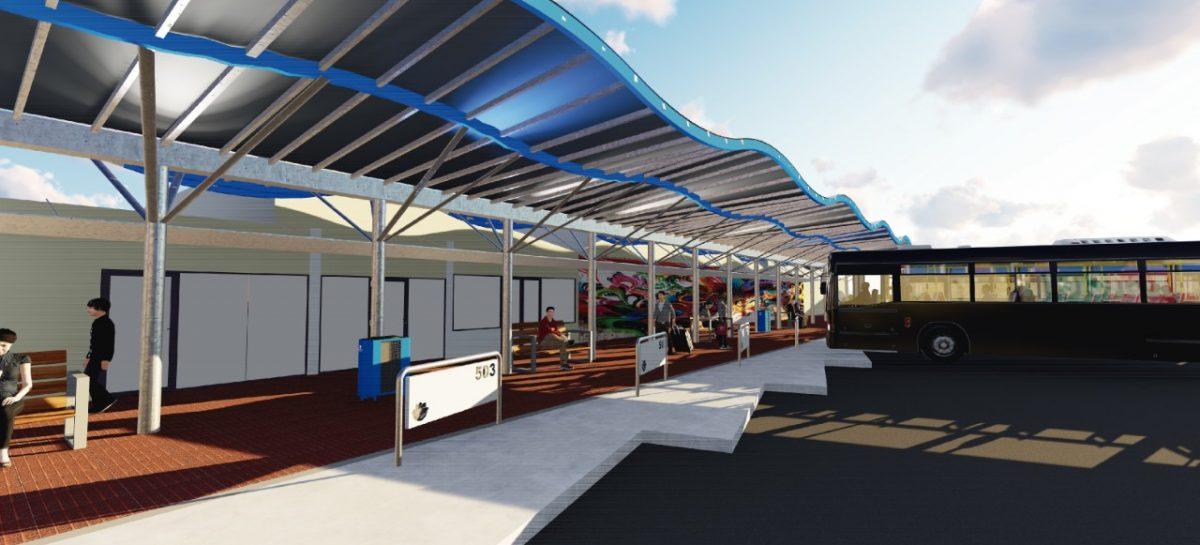Ariel Sujarchuk envió un proyecto de ordenanza al Concejo Deliberante para nombrar Antonio Spadaccini a la remodelada Estación Terminal de Belén de Escobar