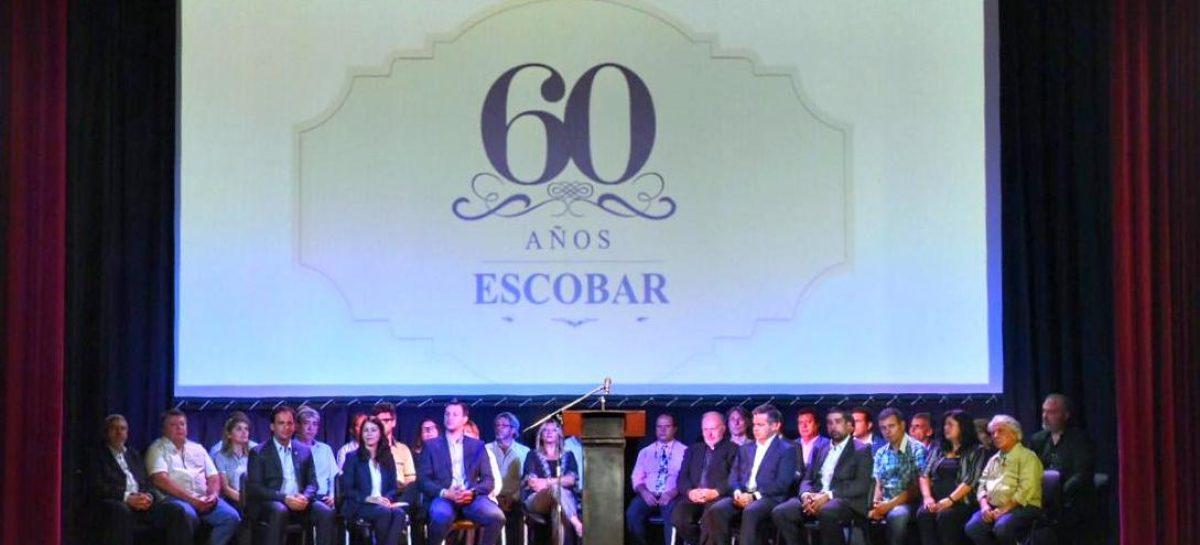 Ya se inscribieron más de 500 vecinos para participar del 60° aniversario del Partido de Escobar