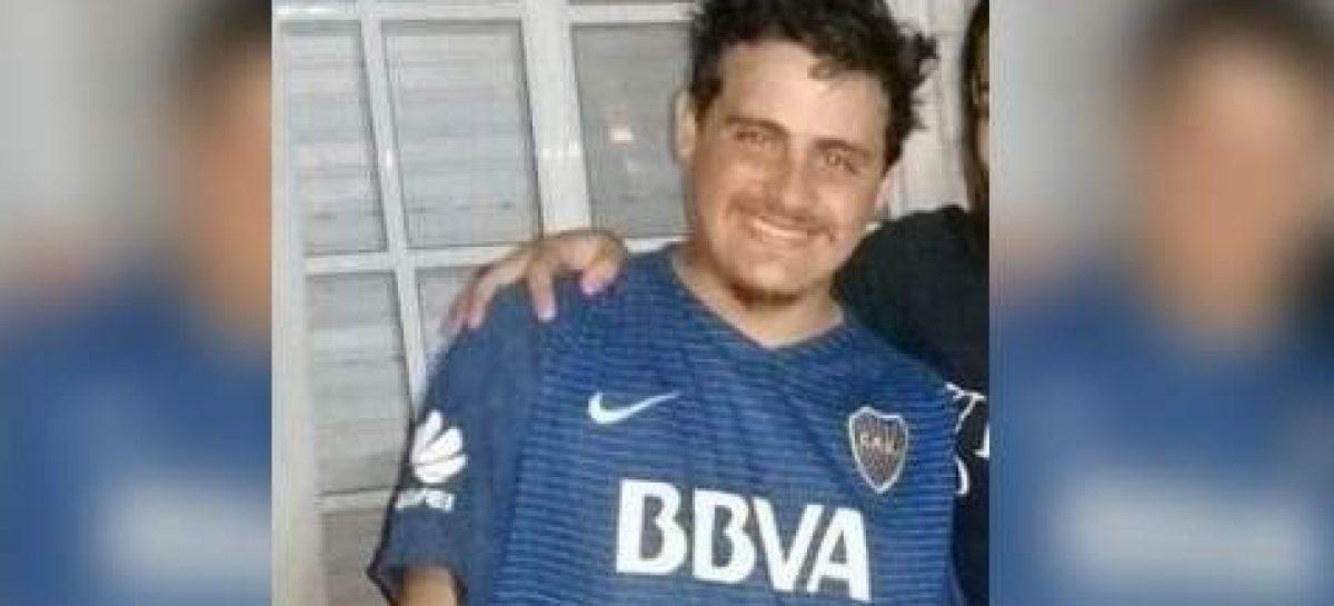 Apareció sin vida el joven escobarense Sebastián Bullotti
