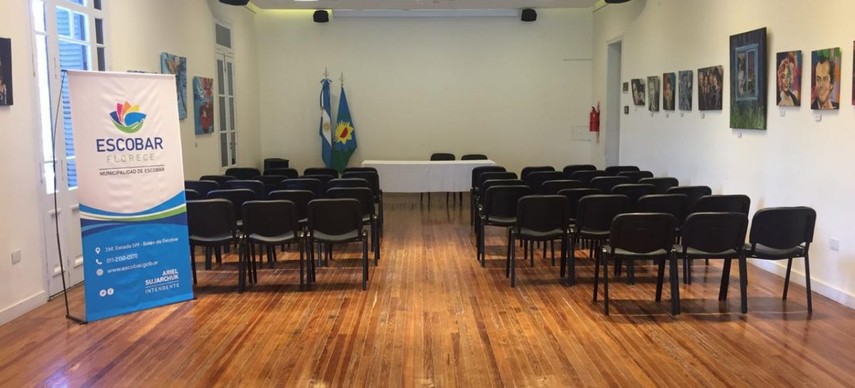 Identidad Escobar: los vecinos deciden el nombre de la Sala B del Teatro Seminari