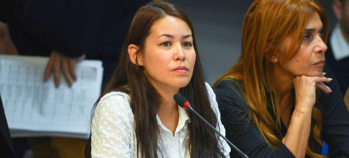 """Ley """"Delia"""": Laura Russo presentó ante el Congreso un proyecto en defensa de los ciudadanos argentinos indocumentados"""