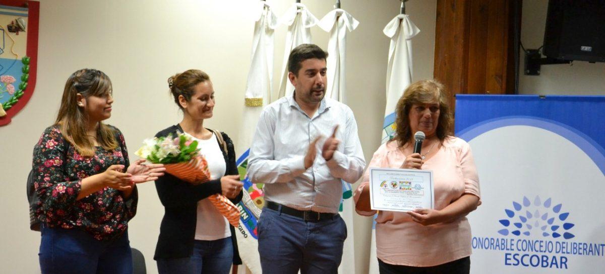 Acto por el Día Internacional del Voluntario: se llevó a cabo en instalaciones del HCD Escobar