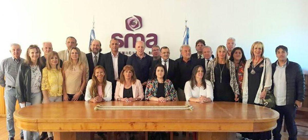 Rocío Fernández participó de la Plenaria Anual de Defensores