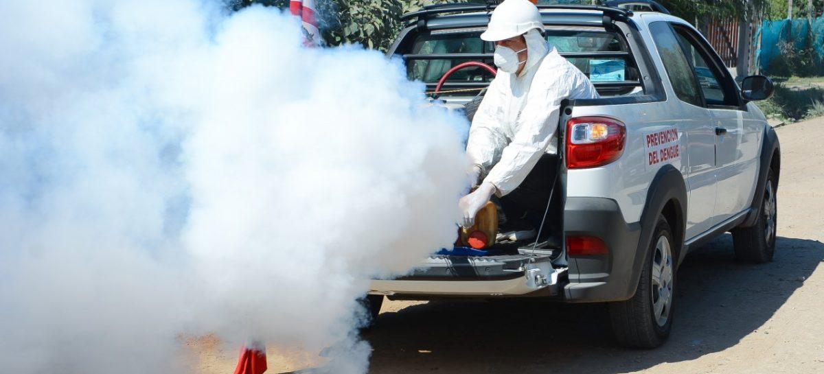 Comenzó la campaña municipal de prevención contra el dengue, chikungunya y zika