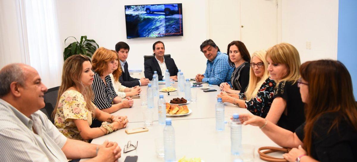 La Municipalidad de Escobar y la Provincia crearán dos nuevas oficinas del Registro de las Personas en Garín y Loma Verde