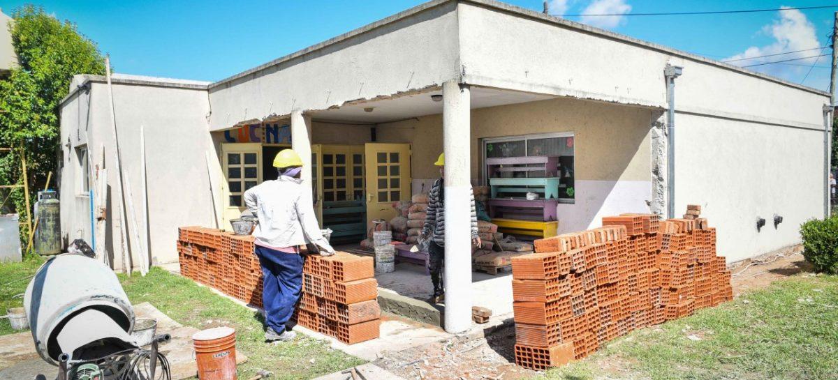 El municipio de Escobar diseña un nuevo jardín de infantes en Ingeniero Maschwitz y amplía otro en Barrio Lambertuchi