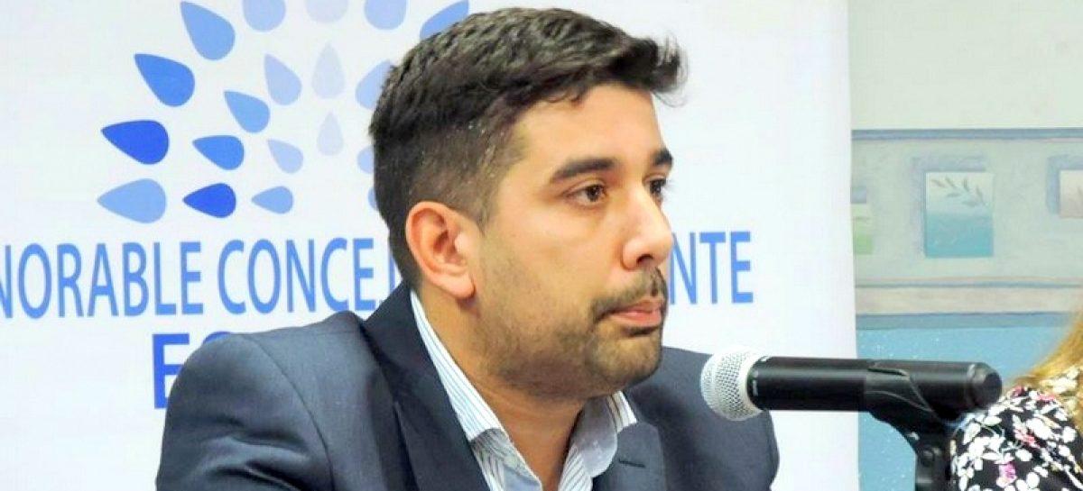 "Pablo Ramos: ""necesitamos que Ariel sea reelecto como intendente para que Escobar se siga transformando"""