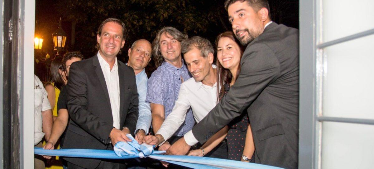 Escobar cumple 60 años: Ariel Sujarchuk reinauguró el Museo Campiglia