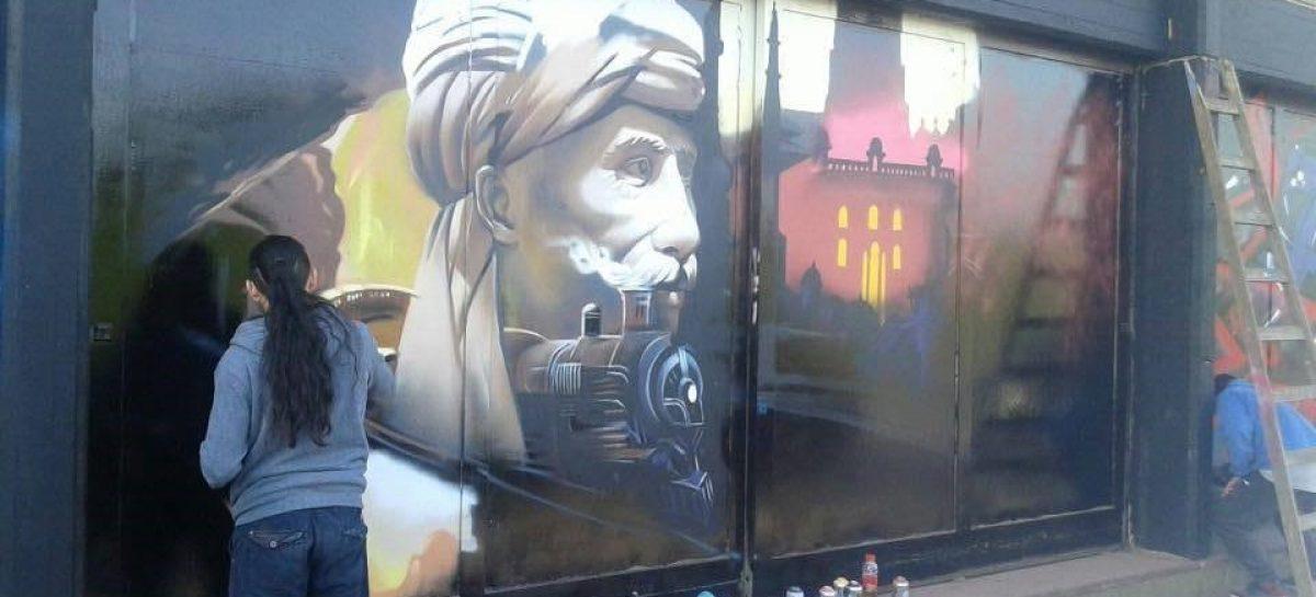 La Municipalidad de Escobar convoca a artistas urbanos para realizar la fachada de la nueva Casa de la Cultura