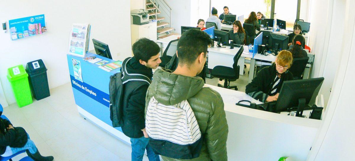 Empleo: 70 personas con discapacidad realizaron entrenamientos profesionales en la Municipalidad de Escobar